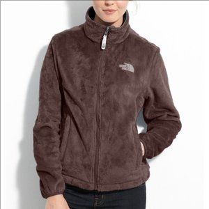 The North Face Womens Osito Fleece Jacket Brown M